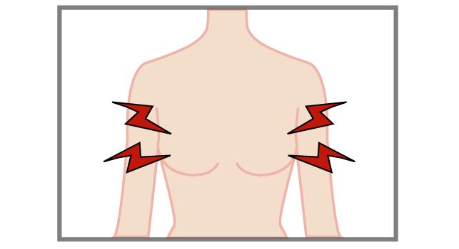 ヒアルロン酸豊胸による胸の痛みの原因